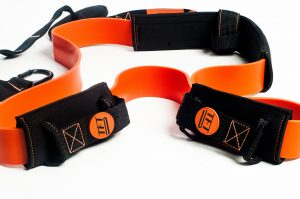 A TFT World Champ resistance band from Tension Fitness